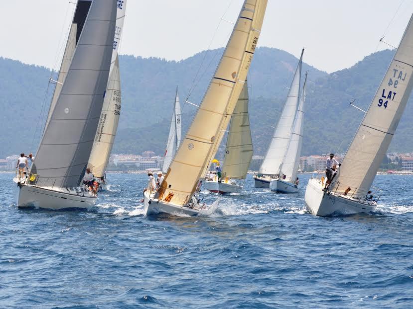 """""""Το Τάμα"""" ο πρώτος αγώνος του Ιστιοπλοϊκού Πρωταθλήματος του ΑΣΙΑΘΡ"""