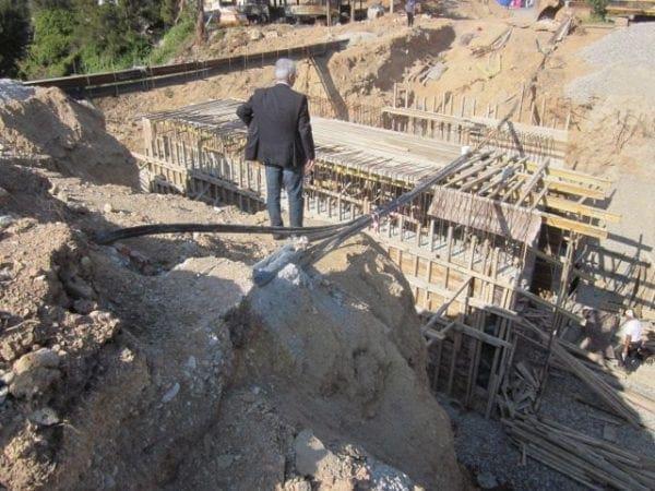 Τουλάχιστον 15 μέρες για να δοθούν στην κυκλοφορία οι γέφυρες Παστίδας και Αρχαγγέλου