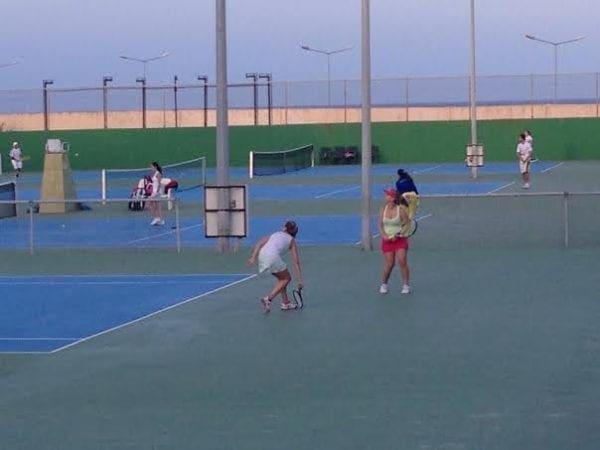 Πραγματοποιήθηκε με επιτυχία το τουρνουά Τεννις διπλών απο τον Ροδιακό ´Ομιλο Αντισφάιρισης
