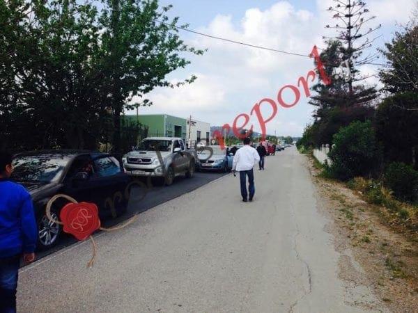 Φωτογραφίες από την μηχανοκίνητη πορεία των κατοίκων Δ.Ε. Ατταβύρου προς Ρόδο