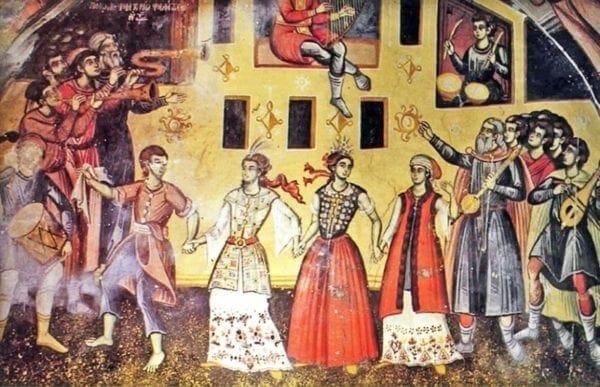 """5η Γιορτή Παραδοσιακών Χορών από """"Το Αμπερνάλλι"""" στο """" Ήχος και Φως"""""""