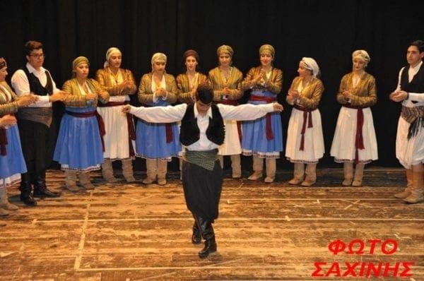 5η Γιορτή Παραδοσιακών Χορών: Άψογο πάντρεμα ηχοχρωμάτων, βημάτων, παραδοσιακών φορεσιών