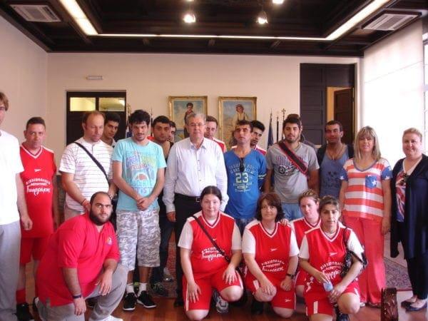 Επίσκεψη στη Ρόδο πραγματοποιεί μικτή ομάδα της Εταιρείας Ψυχικής Υγείας και Κοινωνικής Αποκατάστασης