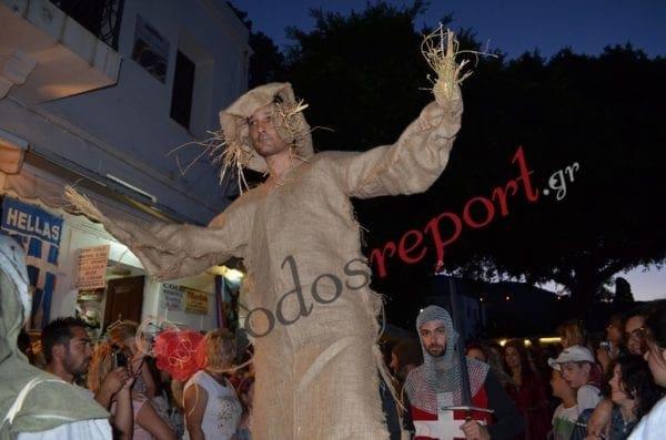 Συγχαρητήρια Στράτου Καρίκη για τις πετυχημένες εκδηλώσεις στη Λίνδο στο πλαίσιο του Μεσαιωνικού Φεστιβάλ Ρόδου