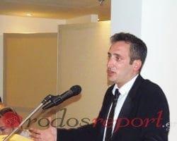 """Πανορμίτης Μοσκιού """"Διαμαρτυρία για παράνομη απόφαση Δημοτικού Συμβουλίου Δήμου Σύμης"""""""