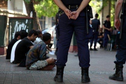 179 παράνομοι μετανάστες στη Ρόδο μέσα σε δυο μέρες !