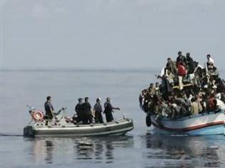 """""""Ξέφραγο αμπέλι"""" τα νησιά μας – Ακόμα 35 μετανάστες σήμερα και στη Σύμη"""