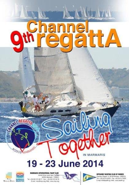 Ξεκινάει ο 9ος διεθνής ιστιοπλοϊκός αγώνας Channel Regatta