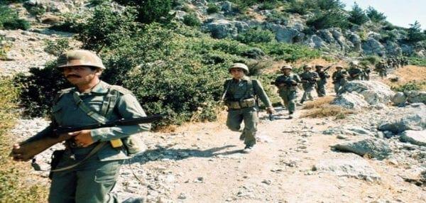 20 Ιουλίου 1974: Ανέκδοτες φωτογραφίες από την τουρκική εισβολή για πρώτη φορά στην δημοσιότητα