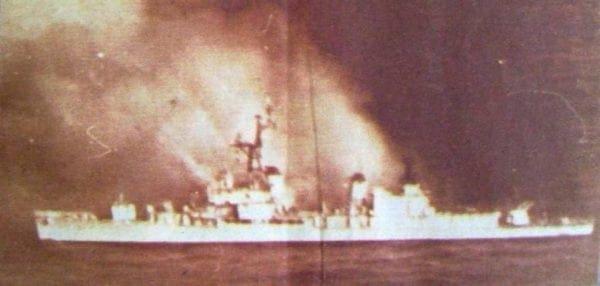 21 Ιουλίου 1974: Όταν τα τουρκικά μαχητικά βύθισαν το … τουρκικό αντιτορπιλικό KOCATEPE