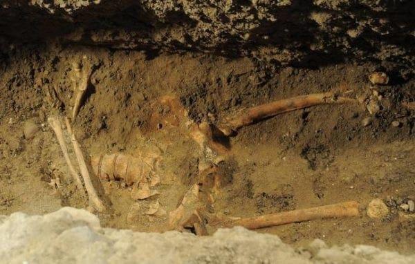 Ανθρώπινα οστά εντοπίστηκαν στο Φαληράκι