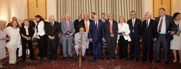 ΕΥΘΥΤΑ: Απονομή τιμητικής διάκρισης από τον Πρόεδρο της Δημοκρατίας στον Καθηγητή του Ε.Μ.Π κ. Γεώργιο Κανελλαΐδη