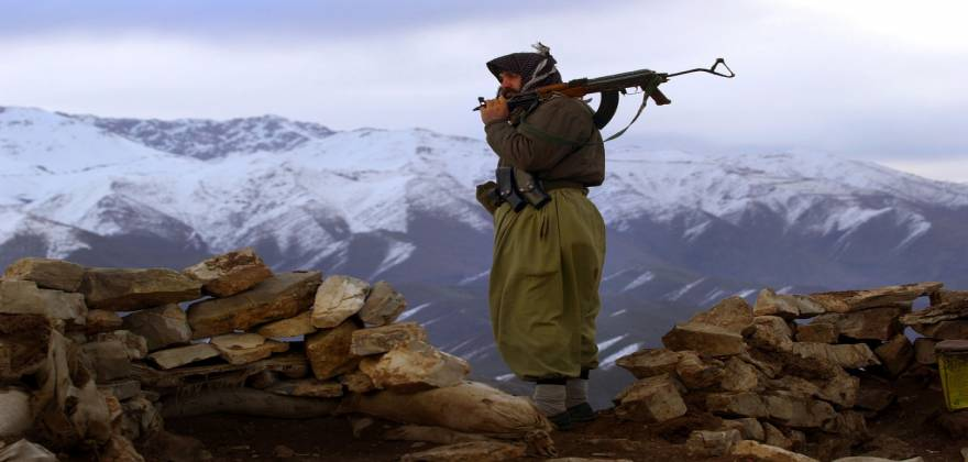 PKK_Militant