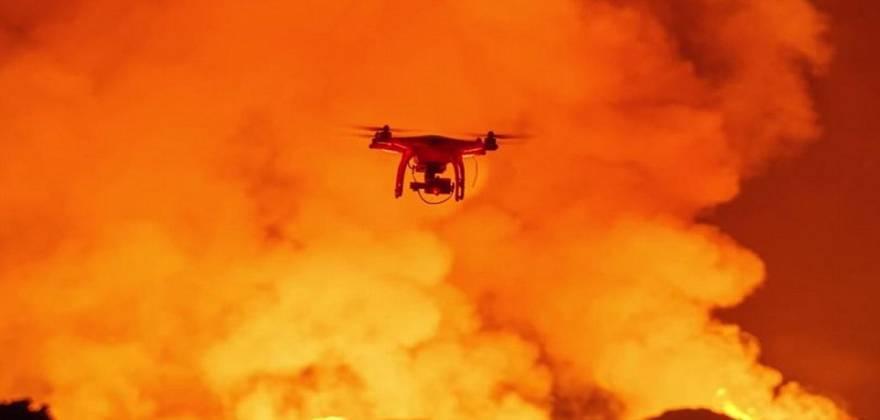 drone ifaisteio