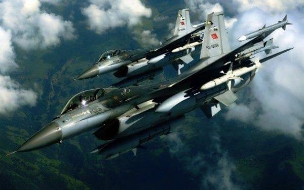 Αερομαχία στο Αιγαίο – Βούτυρο στο ψωμί των Τούρκων από Έλληνες