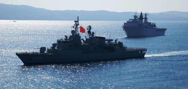 """Ερντογάν μέσω Χουριέτ: """"Συνεκμετάλλευση της Κυπριακής ΑΟΖ ή αλλιώς πάμε σε πολεμική σύρραξη"""""""