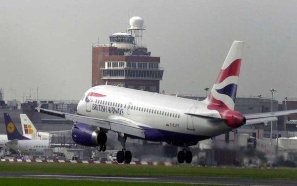 Δυο νέες απευθείας πτήσεις για Ρόδο και Ηράκλειο απο την British Airways