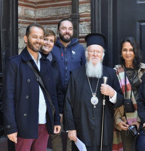 Η RICHeS  στο 1ο Διεθνές Συνέδριο για την Πολιτιστική Κληρονομιά του Λεβάντε στην Κωνσταντινούπολη