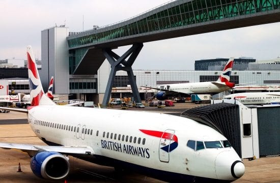 London Gatwick, UK, 15 November 2012(Picture by Nick Morrish/British Airways)