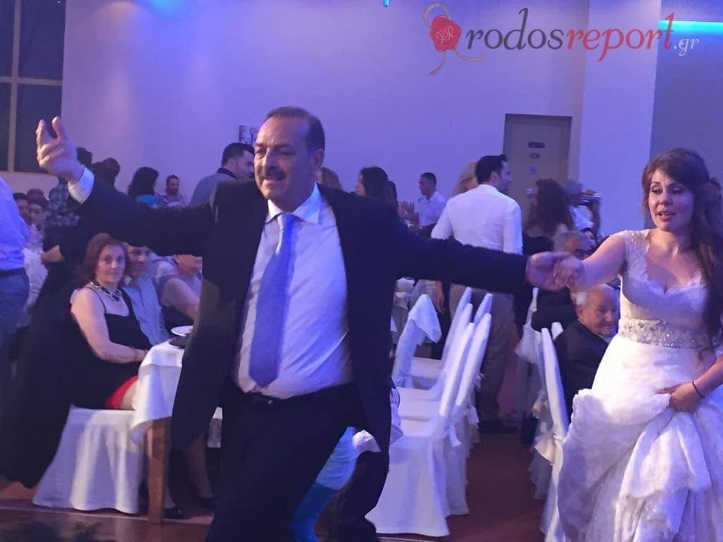 Χορευταράς ο Δήμαρχος Ρόδου ! Φωτογραφίες