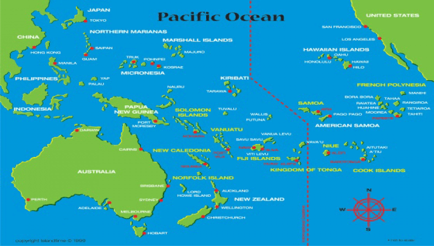 Pacific-Map.