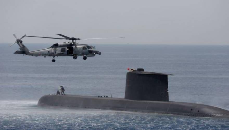 Ο μισός τουρκικός στόλος βρίσκεται στο Αιγαίο για την άσκηση Denizkurdu 2015