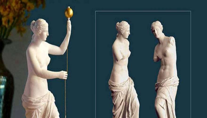 Δείτε τι πραγματικά κρατούσε η Αφροδίτη της Μήλου στα χέρια της (εικόνες & βίντεο)