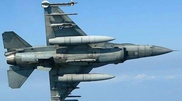 Εικονική αερομαχία ελληνικών – τουρκικών μαχητικών