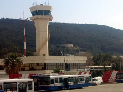Rhodes-airport-control-tower-and-terminal