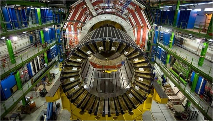 Μεγάλη μέρα για τον CERN – Αρχίζουν οι κανονικές συγκρούσεις σωματιδίων στον επιταχυντή