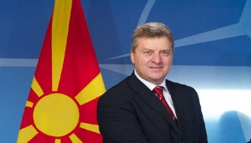 """Ο Ιβάνοφ ακύρωσε συνέντευξη επειδή δεν τον είπαν """"Μακεδόνα""""!"""