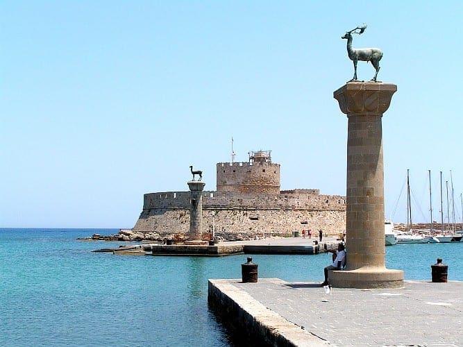 rhodos-port