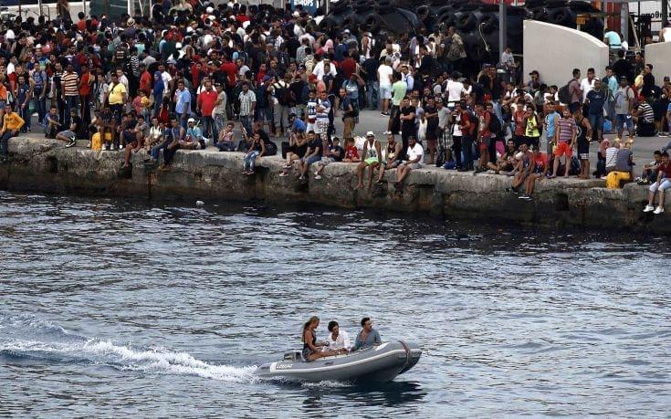 Πώς κλείνεις μια θέση στις βάρκες του θανάτου των δουλεμπόρων