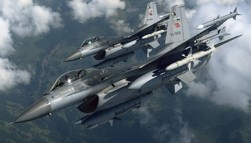 turkF-16