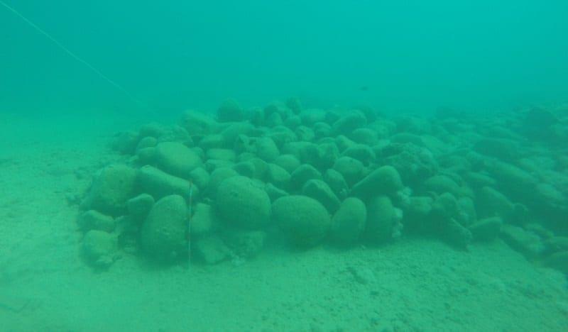 Mersin'de 5 bin yıllık deniz yolu keşfedildi