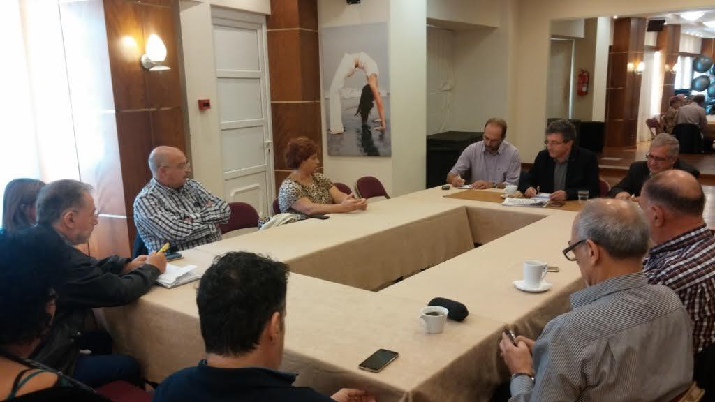 Η. Καματερός: συνάντηση για θέματα Υγείας στην Κω