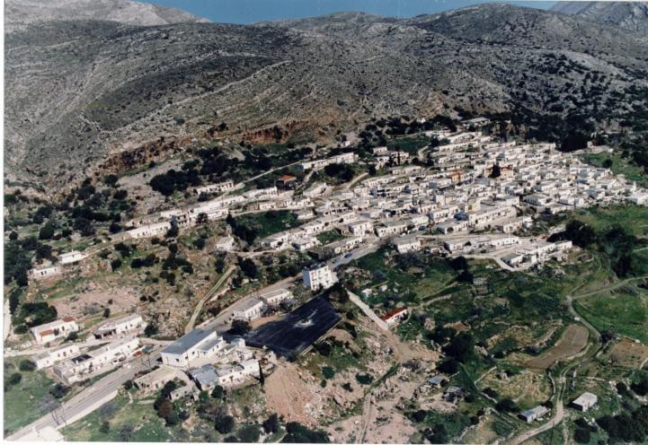 Διαγωνισμός από την Περιφέρεια Νοτίου Αιγαίου για την αποκατάσταση  της Επαρχιακής Οδού Έμπωνα – Αγίου Ισιδώρου