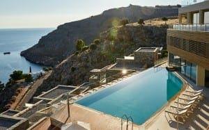 The Telegraph : Πρώτο στα καλύτερα παραλιακά ξενοδοχεία στην Ελλάδα το Lindos Blu