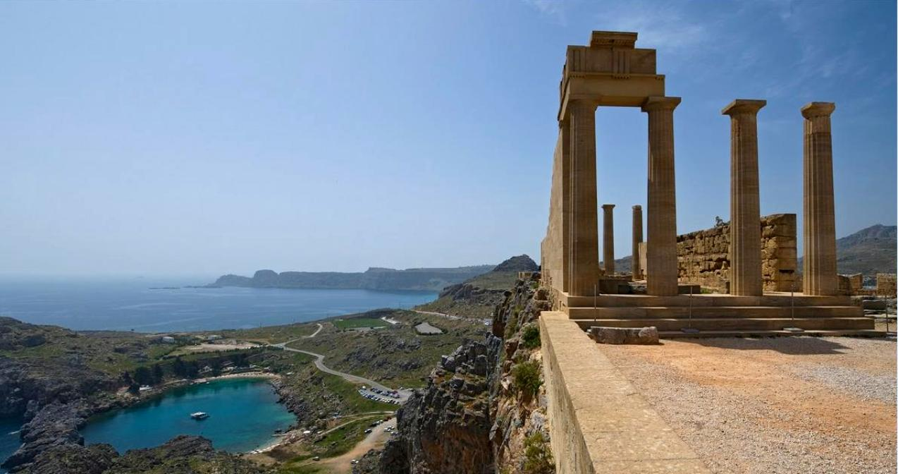 Doric-Temple-Athena-Lindos