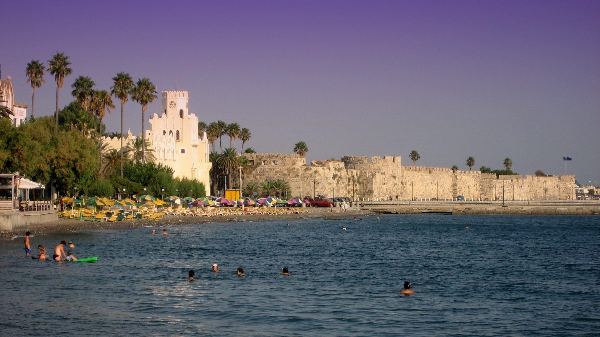 Kos-harbour