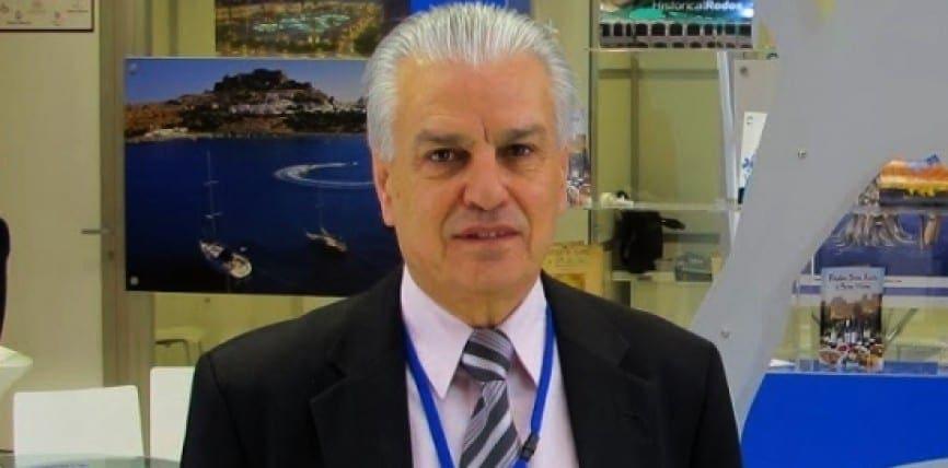 Επανεξελέγη ο Γιώργος Ματσίγκος πρόεδρος του Συλλόγου Διευθυντών Ξενοδοχείων Ρόδου