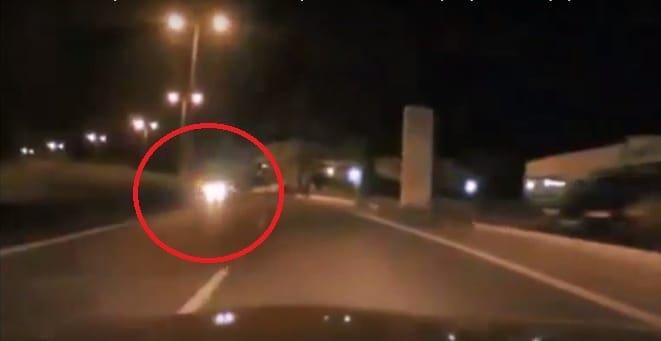 Ρόδος : Είδε τον Χάρο με τα μάτια του – Οδηγός κινήθηκε αντίθετα στη Ρόδου – Λίνδου(βίντεο)