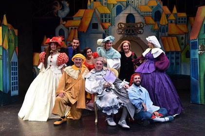 «Ο Κουρέας της Σεβίλλης» σε κείμενο και σκηνοθεσία της Κάρμεν Ρουγγέρη έρχεται στο Μεσαιωνικό Θέατρο Τάφρου