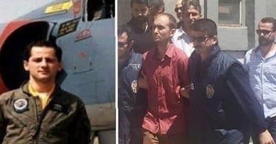 Συνελήφθη ο γιος του πιλότου που κατέρριψε τον Σιαλμά! Επιχείρησε να περάσει ως πρόσφυγας στην Ελλάδα