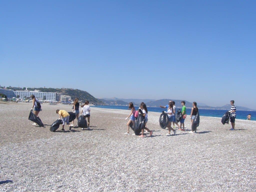 Μαθητές σχολείου Ιωαννίνων (1)