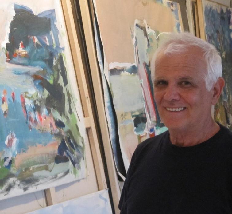 Δημήτρης Κούκος: Ζωγράφος, φανατικός φίλος της Ρόδου !