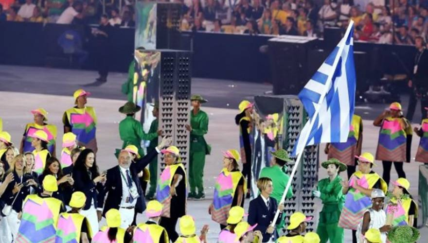 Ελλάδα Ρίο τελετή έναρξης .jpeg
