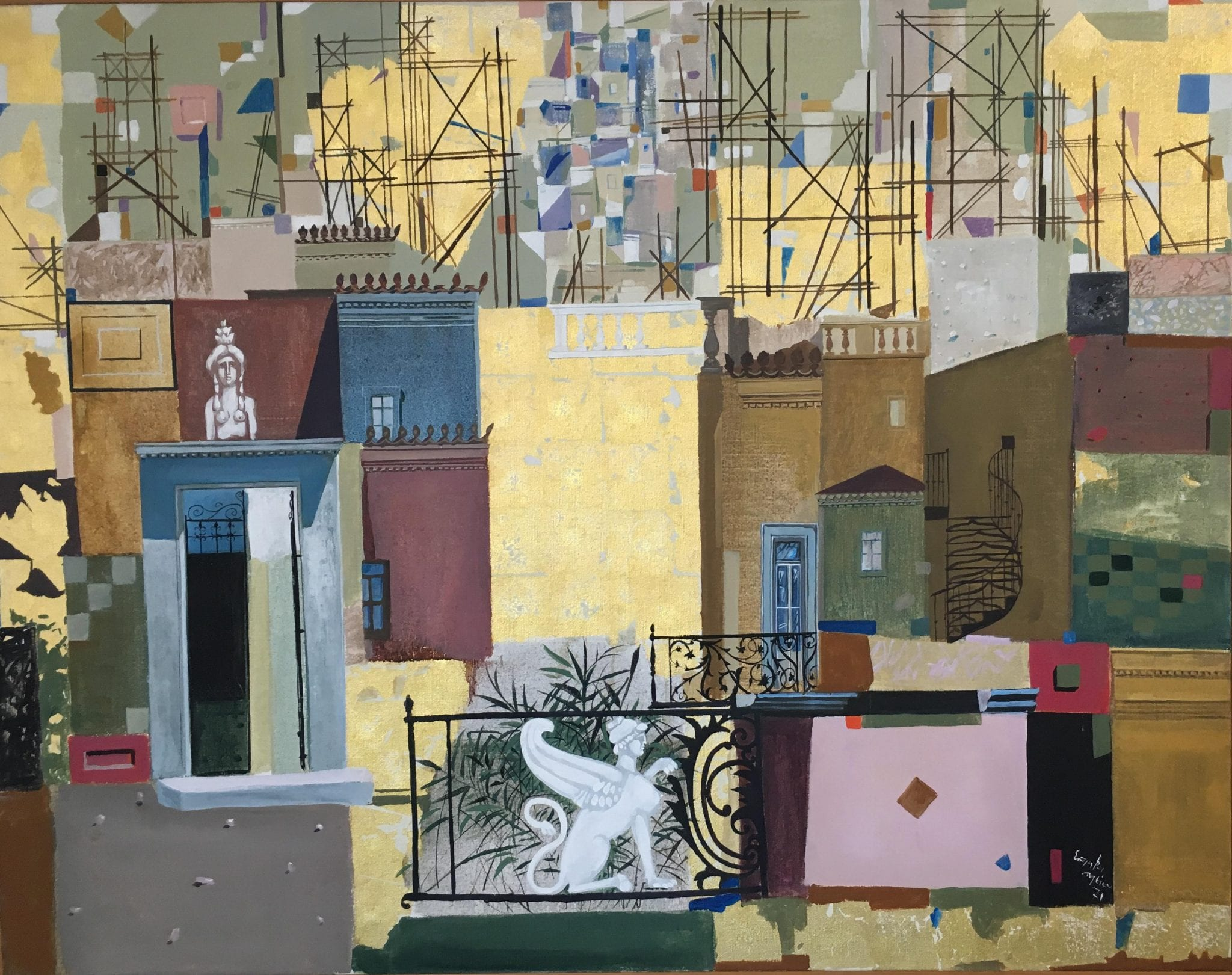 Παράταση για την έκθεση «η συλλογή της ALPHA BANK, ελληνική τέχνη από το 1950 έως σήμερα», που φιλοξενείται στη Νέα Πτέρυγα του Νεστορίδειου Μελάθρου
