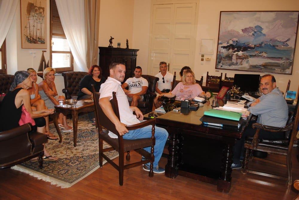 20160812_Συνάντηση Δημάρχου με ΦιλοζωΙκό σύλλογο
