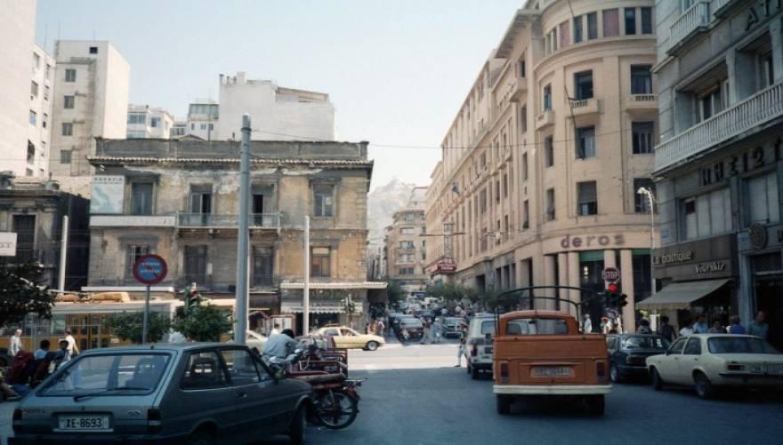 Αθήνα Οκτώβριος 1981: Τότε που οι δρόμοι ήταν άδειοι και τα ταξί γκρι – Δείτε το πολύ ωραίο βίντεο